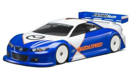 PROTOform Mazda Speed 6 (190mm) Karosserie klar - Lightweight
